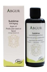 Sublime cactusolie arganolie neroli olie